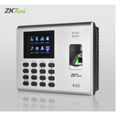Biométrico para control de asistencia